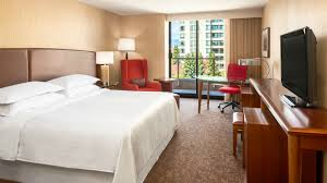 Airport Bed Hotel Richmond Bc Accommodations Sheraton Vancouver Airport Hotel