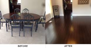 just look at the transformation bethany willis of grand rapids mi achieved in her dining room after upgrading her old carpet to our peking antique bamboo