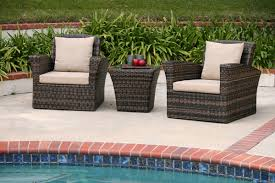 image modern wicker patio furniture. Wicker Patio Furniture Resin Rattan White Grey Cushions Throughout Modern Ideas 14 Image I