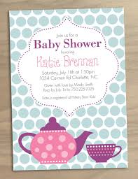 Kitchen Tea Party Invitation Bridal Shower Tea Party Invitations Bridal Shower Tea Party