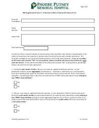 Release Of Interest Form Simple Conflict Of Interest Form Heartimpulsarco