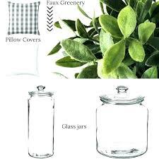 ikea glass jars with lids jar metal lid ikea glass jars