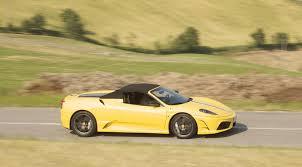 503 bhp @ 8,500 rpm / torque: Ferrari Scuderia Spider 16m 2009 Review Car Magazine