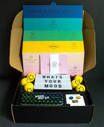 Chandler Robin Mood Watch Box
