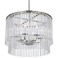 <b>Aluminum Chain</b> LED <b>Modern</b> Chandelier - <b>Contemporary</b> ...