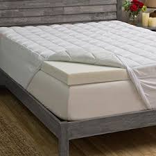 memory foam mattress pad. Memory-Foam-Mattress-Cover Memory Foam Mattress Pad