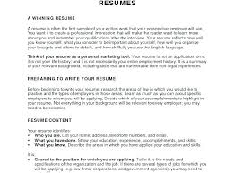 Writing A Resume Examples Awesome Career Objectives Resume Examples Administrativelawjudge