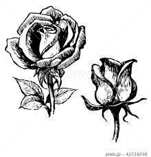 花 きれい 綺麗 アートのイラスト素材 Pixta