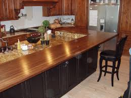 Diy Wooden Kitchen Countertops Kitchen Wood Kitchen Countertops Inside Lovely Remodelaholic How
