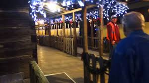 Denton Farm Park Country Christmas Train 2015 with Paw - YouTube