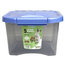 More Views. pet food container vanness® container® 5 lb - Leedstone.com