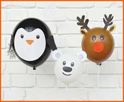 Empfohlen Rentier Pinguin Und Eisbär Luftballons Selber