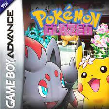 pokemon glazed gameboy advance gba