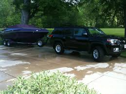 Towing experiences with your 5th Generation - Toyota 4Runner Forum ...