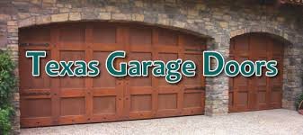 custom designed built garage doors of dallas fort worth