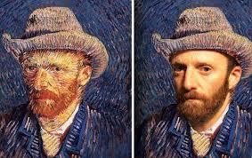 Si cerca il sosia di Vincent Van Gogh C'è un mandellese tra i più quotati -  Cronaca, Mandello del Lario