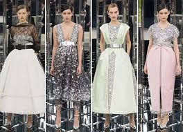 chanel 2017. chanel couture spring/ summer 2017 collection