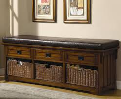 Leather Bedroom Bench Stylish Storage Benches For Bedroom Learning Tower With Storage