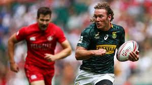 werner kok right and south africa finished atop the men s standings in the 2017 18 hsbc world rugby sevens series jordan mansfield getty images