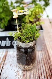 Outdoor: Diy Clothespin Markers For Herb Garden - Garden Markers