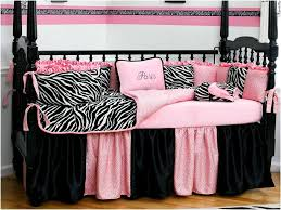 pink zebra bedding set