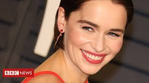 <b>Emilia</b> Clarke thanks <b>Game of Thrones</b> fans for fundraiser - BBC News