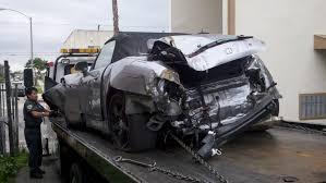 s2000 insurance claim heavily rear end impact