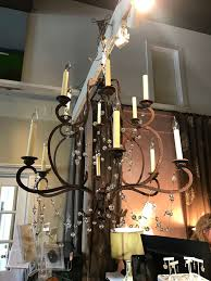 remarkable wrought iron crystal chandelier wrought iron crystal chandelier iron chandelier with crystal and