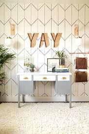diy accent wall bedroom decorating