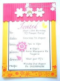 How To Create Birthday Invitation Cards On 18th Templates Free Maker