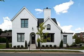 traditional exterior house design. Interesting Design Killer White Paint House Designs Traditional Exterior Nashville On House Design