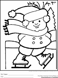 Small Picture For Kids Printable Free Happy Holidays Home Happy Holiday Coloring