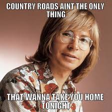 "tadia on Twitter: ""I'm trying to make John Denver memes the next ... via Relatably.com"