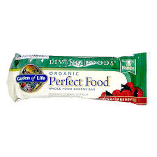garden of life perfect food organic bar each 2 4 oz