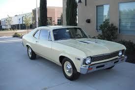 Identifying the Year of a '68-'72 Nova