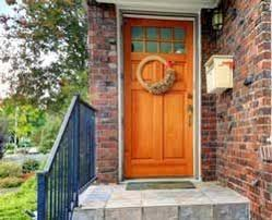 Orange front door Colors Orange Front Door Jb Kind What Does Your Front Door Colour Say About You Jb Kind Doors