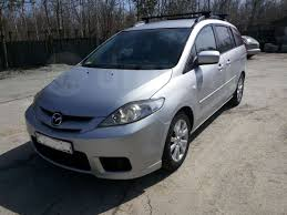 mazda mazda в Екатеринбурге мест отличный семейный авто  mazda mazda5 2007 год 420 000 руб
