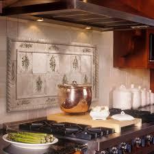 Limestone Kitchen Backsplash Murals Accents Smalls Tile Flooring