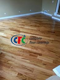 angled wood flooring