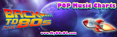 80s Pop Charts 80s Top 40 Charts