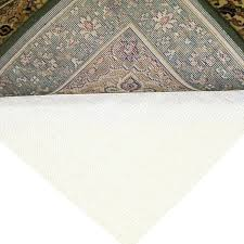 keep rug from sliding for ultra stop rug pad 18 stop rug slipping on wooden floor