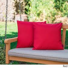 outdoor cushion slipcovers luxury red square outdoor cushions pillows for less ideas outdoor seat
