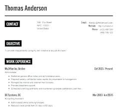 How To Make Resume Online Awesome 3619 Resume Builders Online Resume Sample