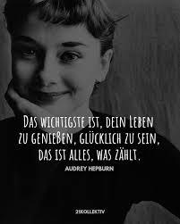 Audrey Hepburn Tolle Zitate Und Spannende Fakten