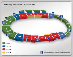 Kentucky Horse Park Seating Chart 2020 Tickets Road To The Horse