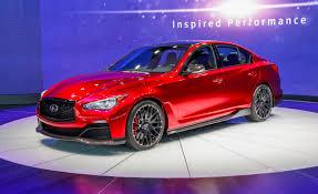 infiniti q50 coupe 2016. infiniti q50 eau rouge concept itu0027s red coupe 2016 car and driver