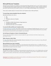 20 Cover Letter For Resume Template Professional Template Best