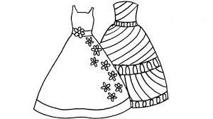 Tổng hợp các bức tranh tô màu váy công chúa đẹp nhất cho bé | Hình ảnh, Công  chúa, Hình