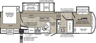 Small Picture Best 5th Wheel Floor Plans Fifth Wheel Floorplans camping