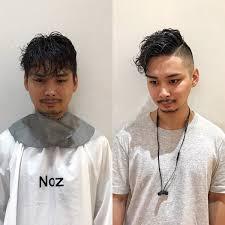 Kusanagisanagi 渋谷 髪型 メンズヘア メンズ髪型 メンズ髪色